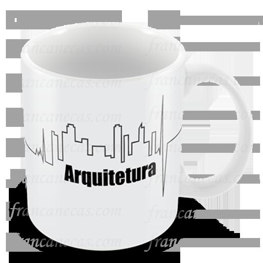 Caneca Personalizada Arquitetura