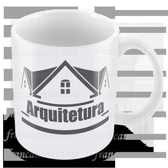 Caneca Personalizada Arquitetura #01