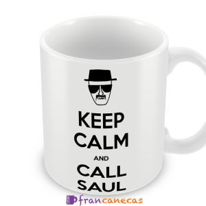 caneca keep-calm-and-call-saul