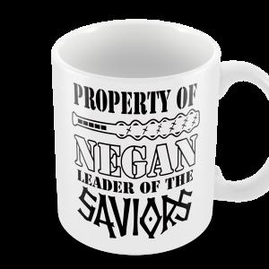Caneca Personalizada TWD Property of Negan