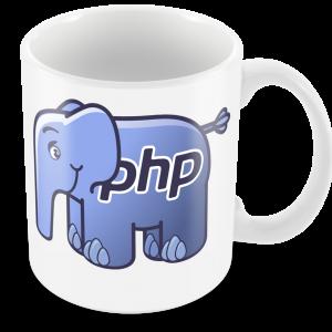 caneca personalizada php