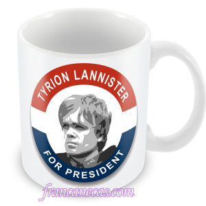caneca personalizada tyrion lannister