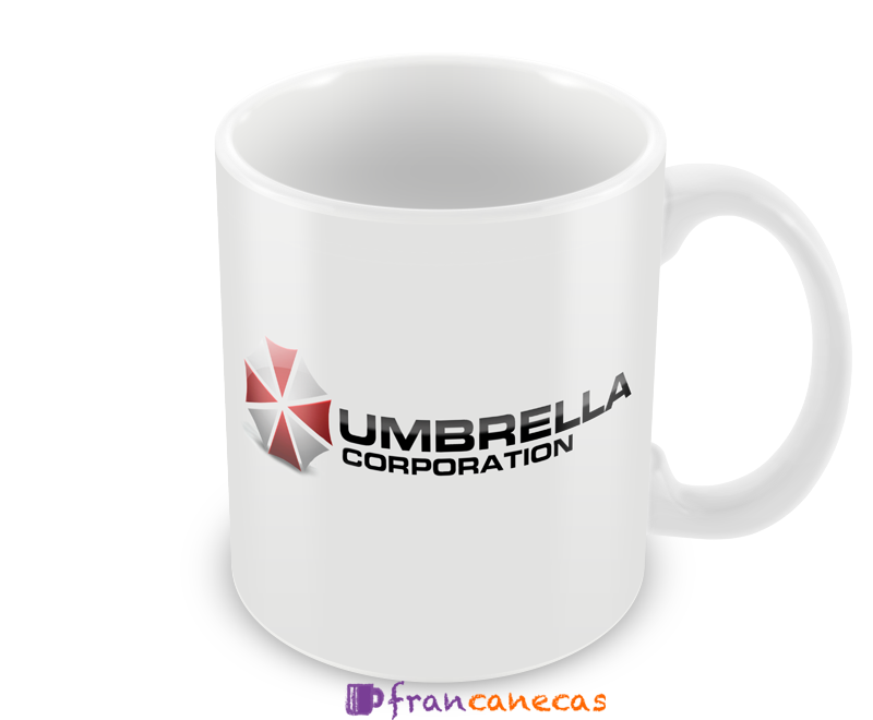 caneca umbrella