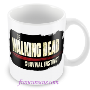 Caneca Personalizada The Walkind Dead