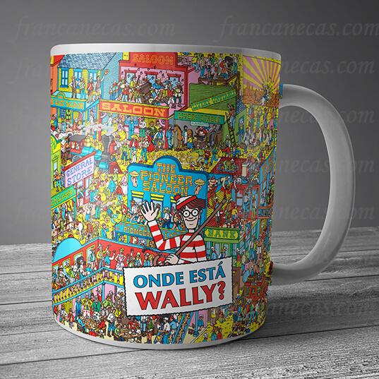 onde esta wally?