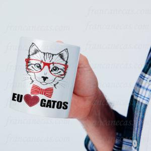 eu amo gatos