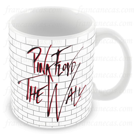 Caneca Personalizada Pink Floyd The Wall
