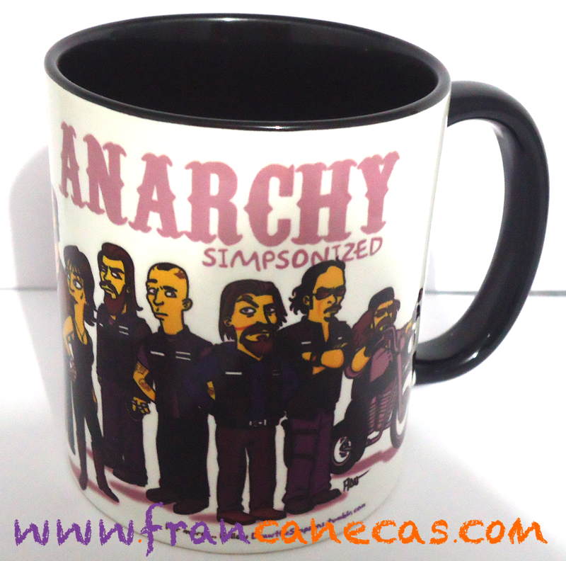 Caneca Personalizada sons of anarchy